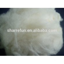 Chinese Raccoon Hair White Color
