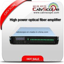 Amplificador óptico de múltiples puertos de alto rendimiento de 16 puertos de alto rendimiento EDFA