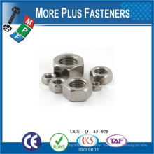Made in TaiwanHigh High quality Strength Stainless Steel hex nut
