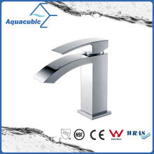 Contemporary Single Handle Basin Faucet (AF6018-6)