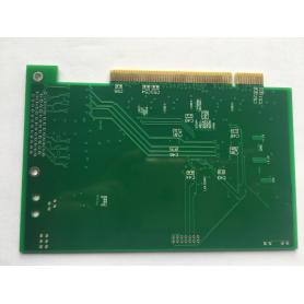 Gold fingers impedance control PCB