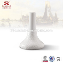 Bone china restaurant table en gros fleur vase