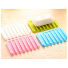 Thick Soft Silicone Soap Dishes For Bathroom