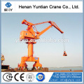 Widely Used Port Portal Crane , offshore pedestal quay crane Morequestions,pleasesendmessagetous!