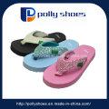 2016 Fashion Style High Heel Flip Flop for Children