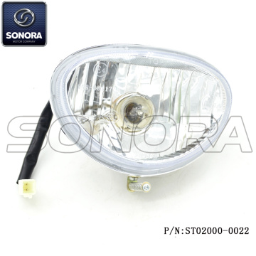 ZNEN ZN50T-F8 Head Light Assy (P / N: ST02000-0022) Qualidade superior