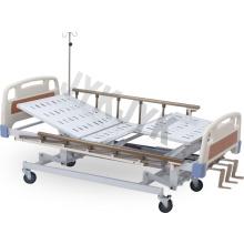 Cama de hospital manual de tres funciones
