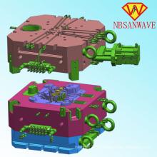 Алюминиевая Прессформа заливки формы для электрического двигателя