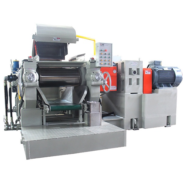 16 Inch Rubber Plastic Automatic Crusher Mill Machine3