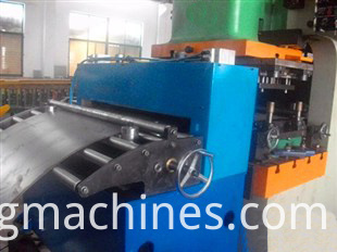 Galvanized Layer Ringlock Scaffolding Machine