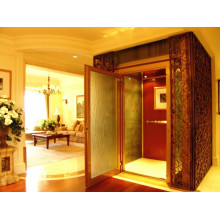 Professional Manufacturer XIWEI Rosewood Decoration Villa Elevator