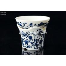Ganoderma flor taza de té con filtro