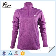 Women Running Shirts Vente en gros Plus Size Sportswear