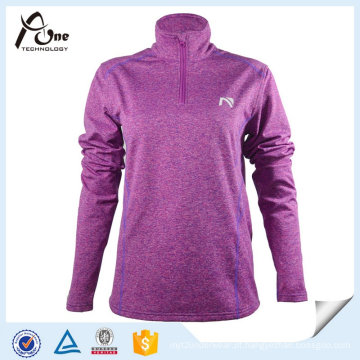 Mulheres Running Shirts Wholesale Plus Size Sportswear
