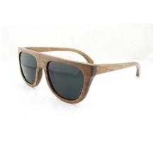 Schwarze Walnuss natürliche benutzerdefinierte Holz Großhandel Holz oder Bambus Sonnenbrille hohe Qualität