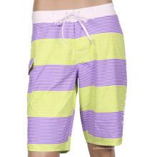 Пользовательские сублимированные пляжные шорты / шорты
