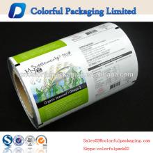embalaje de película de rollo de papel de aluminio ecológico y saludable para todos