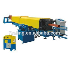 High quality steel water down pipe forming machine rain spout maker