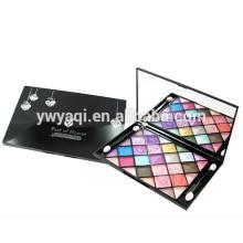Высокая пигмента больше цветов мерцание минеральные смеси цвета теней для век