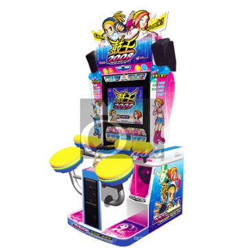 Máquina de jogo de simulador, Persussion Master