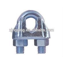 agarre de cuerda de alambre / clips de cuerda de alambre