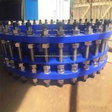DN1400 Demontageverbindung aus duktilem Eisen