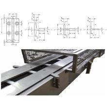 Rail de guidage d'ascenseur, pièces d'ascenseur