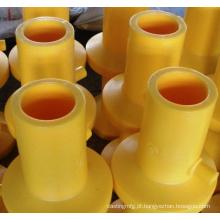 Peça plástica feita sob encomenda do baixo preço da China
