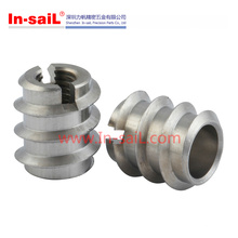 DIN7965 Stainless Steel Screwed Insert