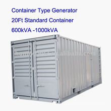 Container Type Generators