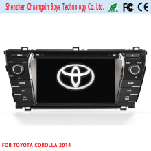 7inch Car GPS Navigation for Toyota Corolla 2014