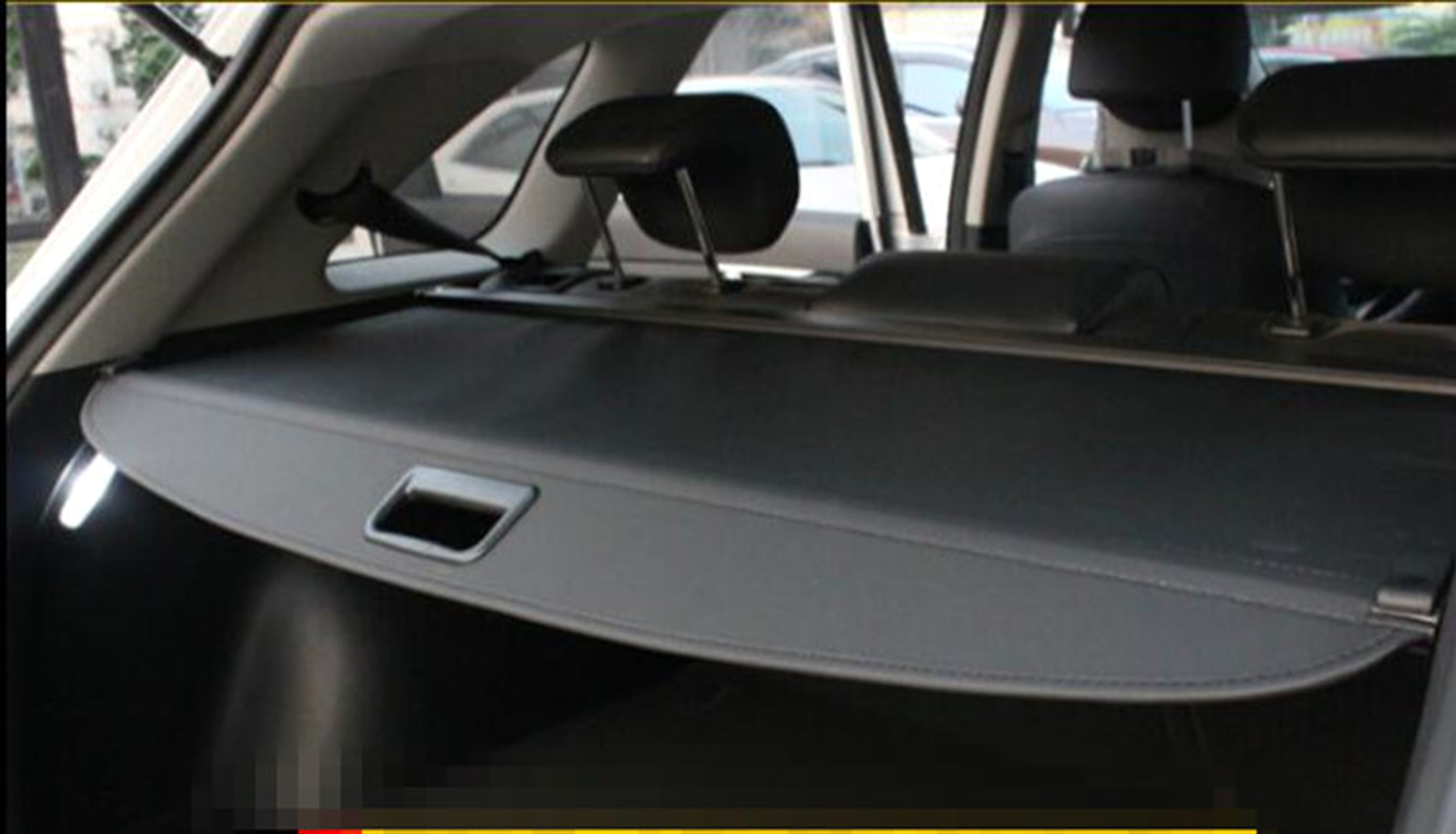 Trunk Cargo Cover for Mitsubishi