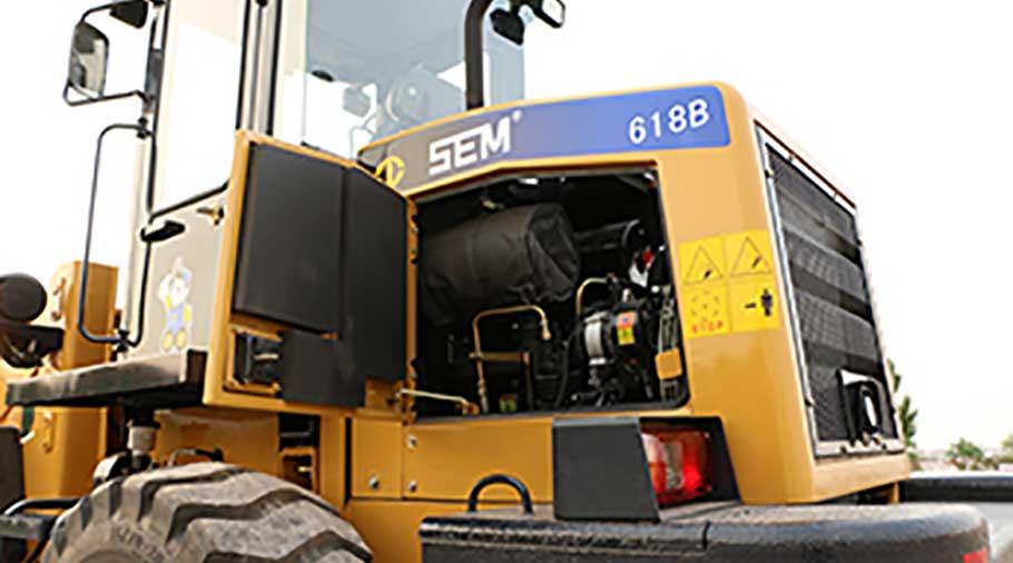 618B wheel loader
