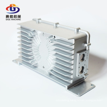 High Quality Factory ADC12 Aluminum Alloy Die Casting Mold for Radiator/Precision Machining
