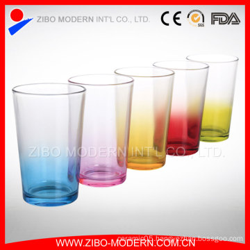 Clear Drinking Wine Glass Cup & Fruits Drinking Glass Cup