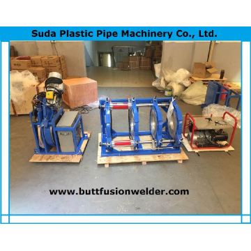 Sud315h HDPE Pipe Plastic Butt Welding Machine