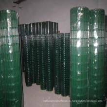 Дешевые горячая окунутая гальванизированная или PVC покрынная сваренная ячеистая сеть цены