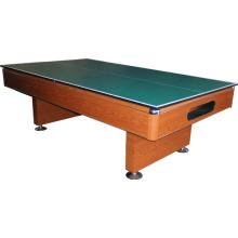 Table de ping-pong multifuctional et table de billard (TE-12)