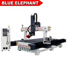 Карусельный Тип автоматическая 12 смены инструментов CNC шпинделя для 3д 4Д деревянной скульптуры