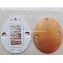 OSP двухстороннее светодиодное освещение MCPCB