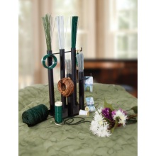 Florist Wire Bright Stem Wire Green Clothes Paper