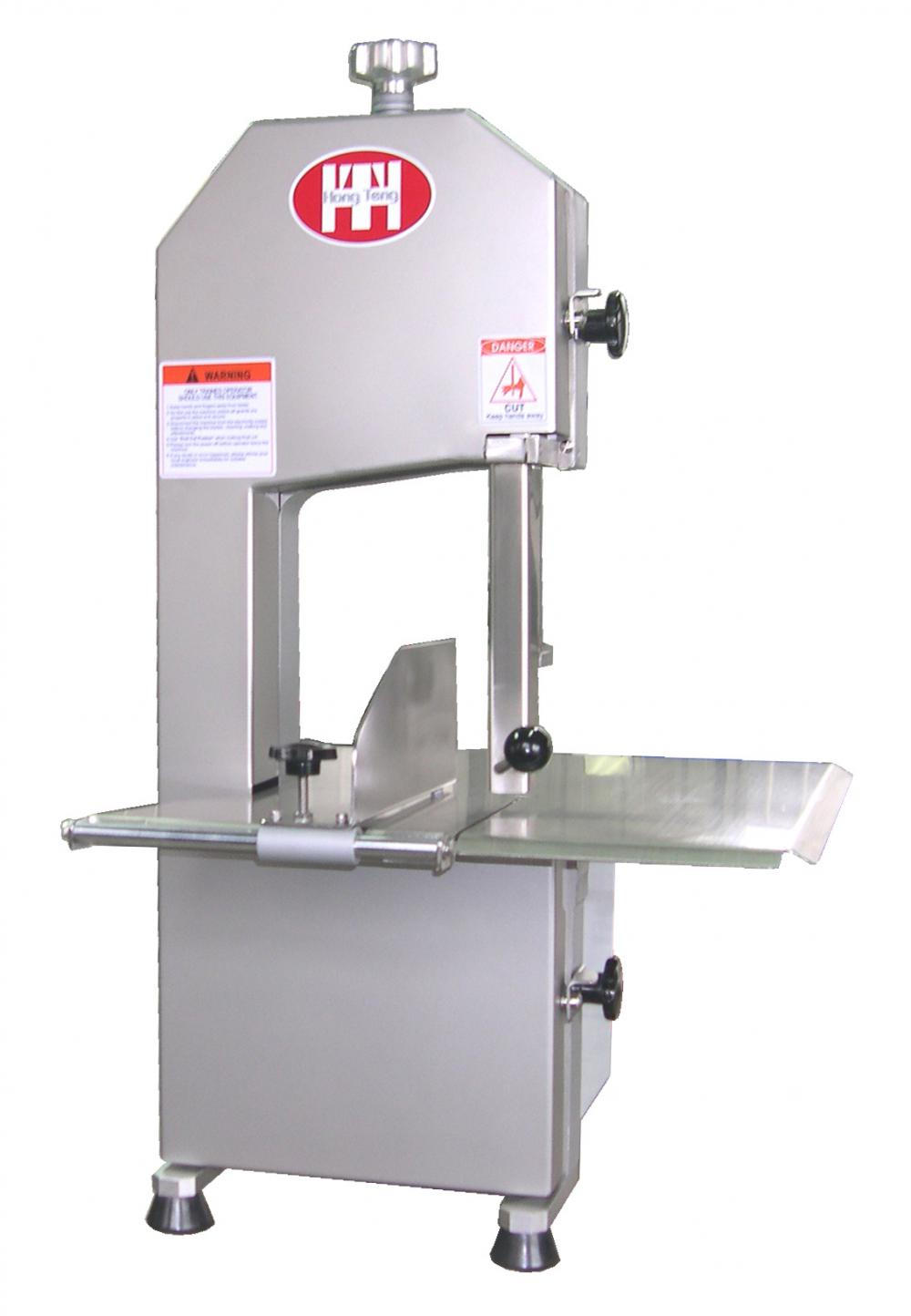 Meat cutter bone saw desktop machine