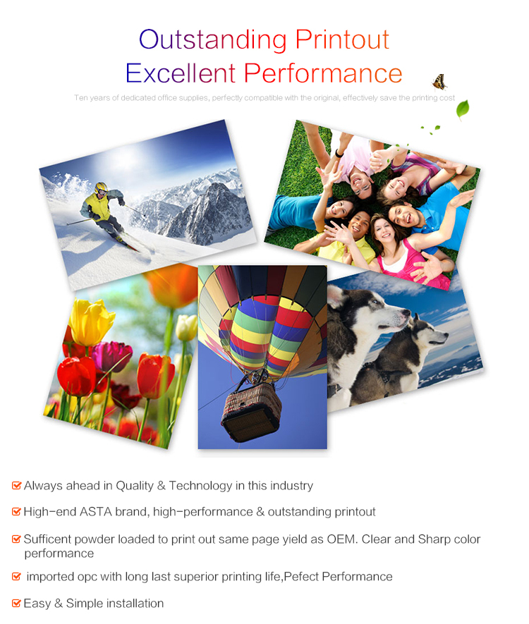 Why Choose ASTA Toner Cartridge 2