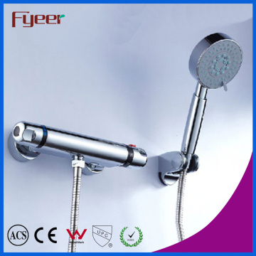 Fyeer 뜨거운 판매 태양 온도 조절 샤워 꼭지 믹서 (QH0202T)