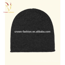 Luxo Beanie Whosale malha inverno chapéus senhora