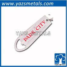 fertigen Sie keychains besonders an, kundenspezifisches parkcity keychain