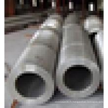 Tuyau noir en acier sans soudure ASTM1020 en acier sans soudure avec qualité première