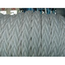 Corda de Amarração Multifilamento de 12 Cordas PP
