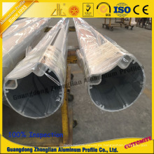 Perfil de marco de luz de aluminio para tubo de aluminio