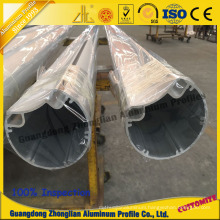 Furniture Aluminum Profile for Aluminum Tube Aluminum Pipe